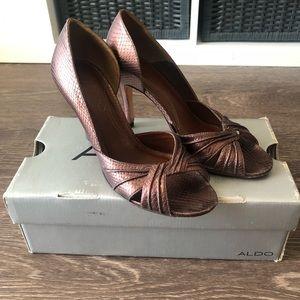 Aldo dress heels